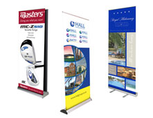 Banner Stands London