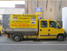 Printed Vinyl Vehicle Graphics London