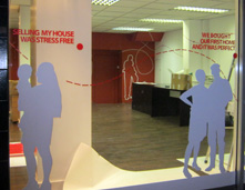 Promotional Window Graphics London